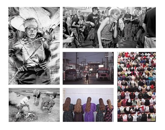 """Realidades lejanas en tiempo y distancia, que quedaron detenidas en las series fotográficas premiadas en el extinto Premio de Periodismo Cultural """"Fernando Benítez"""" y que se exhibirán en el Museo del Periodismo y Artes Gráficas (Mupag)."""