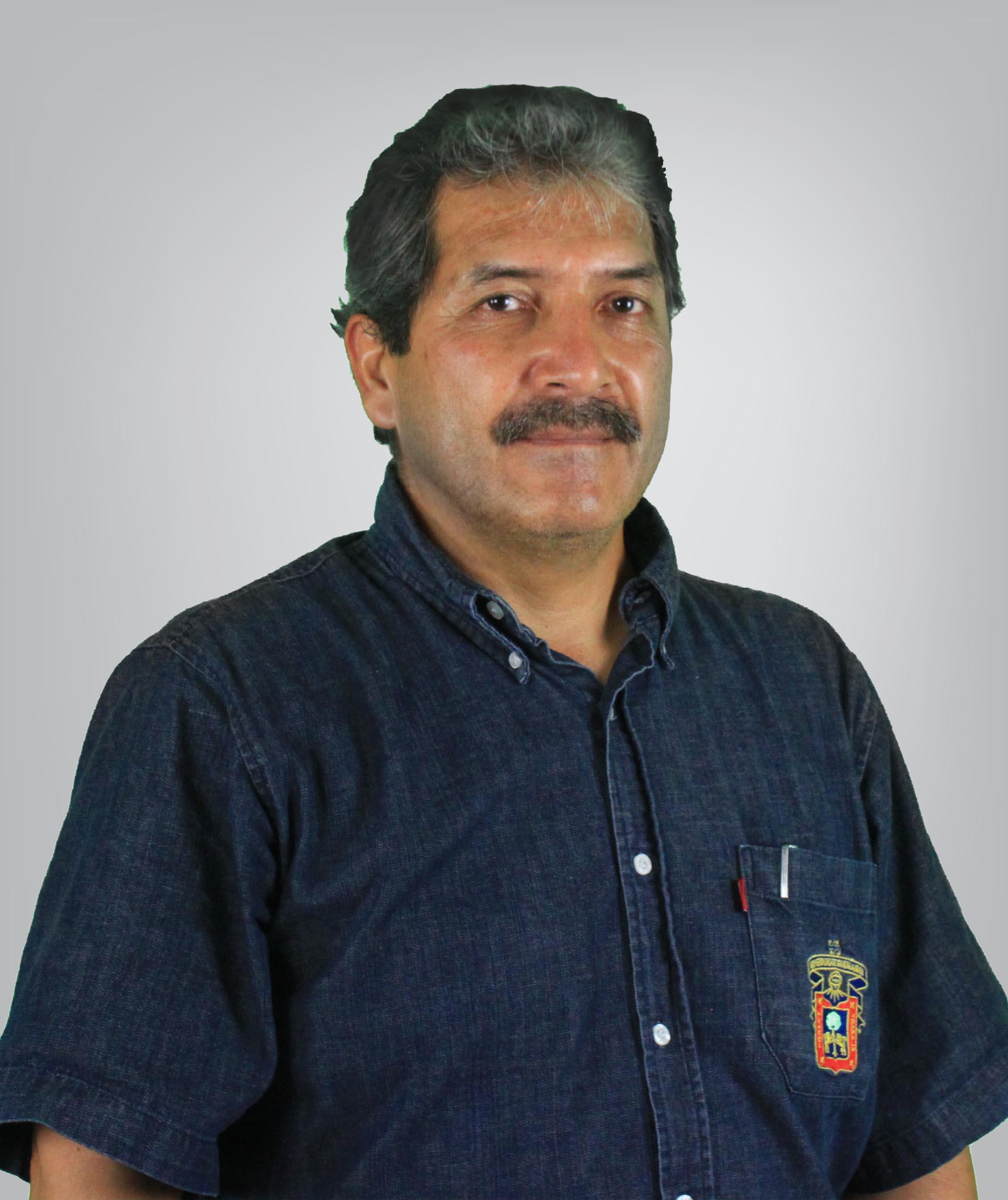 Dr. Jorge Ignació Chavoya Gama, profesor titular A, Director de la División de Ingenierías del CUCOSTA.