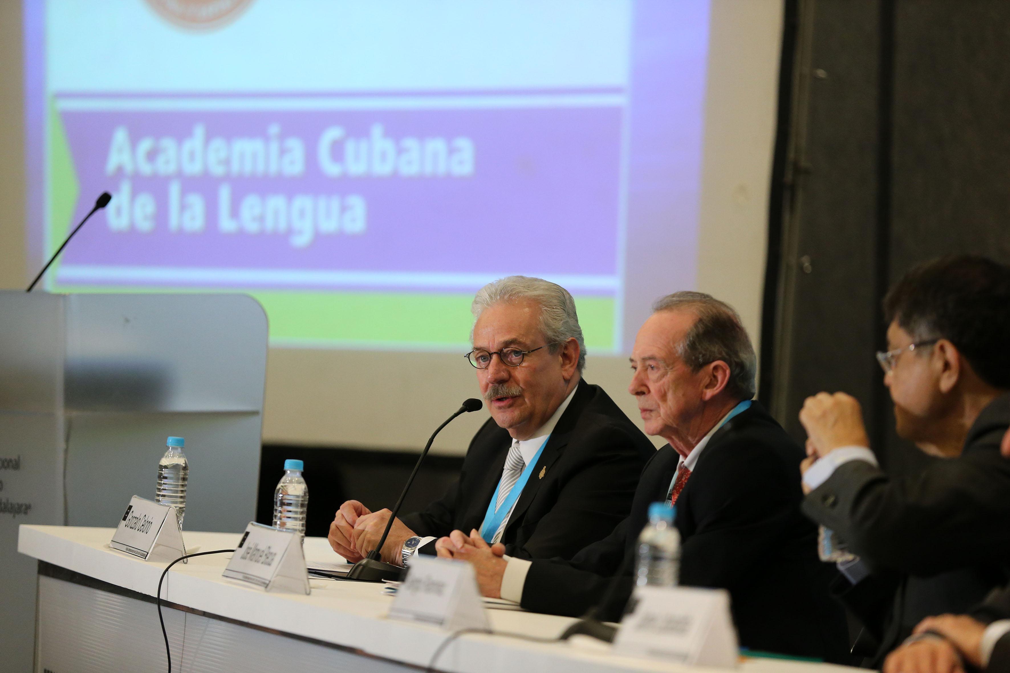 Las 22 academias de la lengua se reúnen en diversas actividades