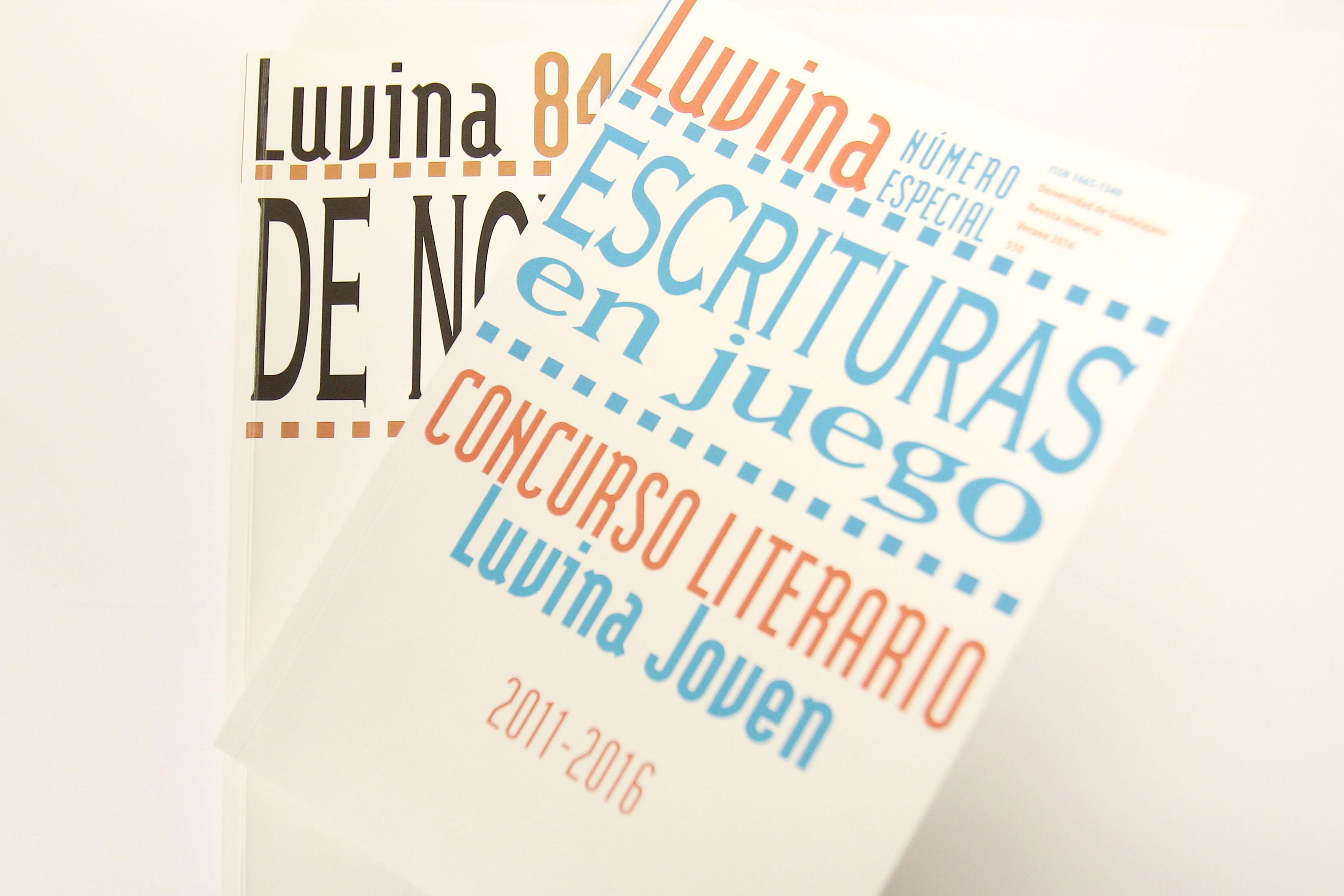 Portada número 84 y la edición especial Escrituras en juego