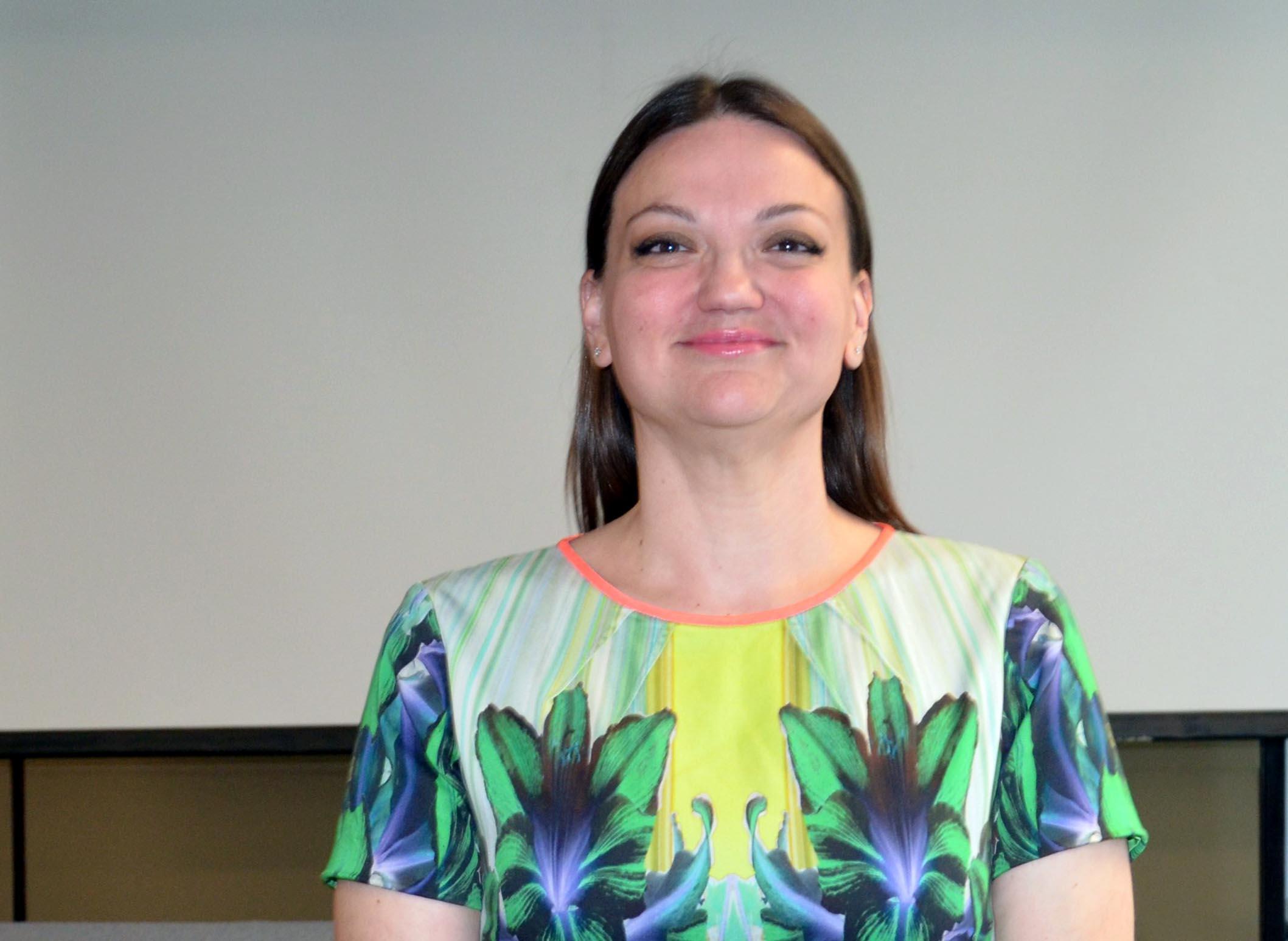 Mtra. Maria Felicitas Parga candidata a Rectora del CUCiénega