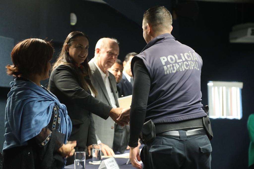 Académicos del CUValles capacitaron a elementos de las Policías de San Martín de Hidalgo, Tala, Teuchitlán y Ameca en temas de actuación como primer respondiente