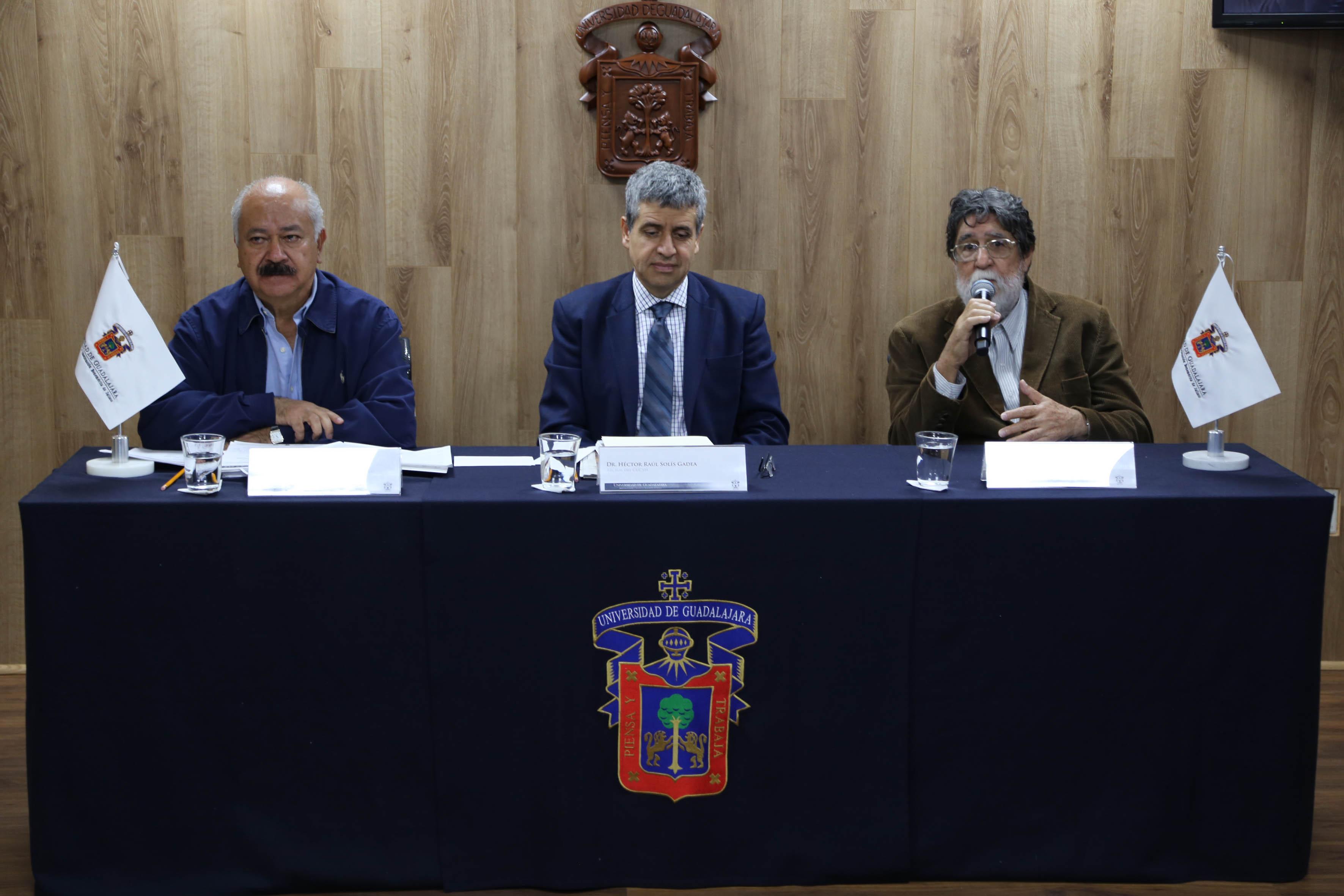 Rueda de prensa para anunciar el V congreso Nacional de Ciencias Sociales