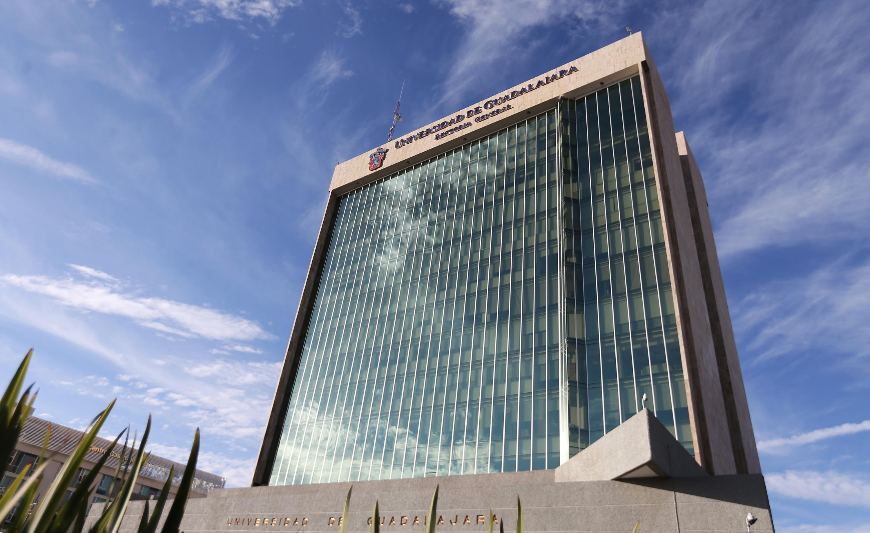 Edificio Administrativo de Rectoría General.
