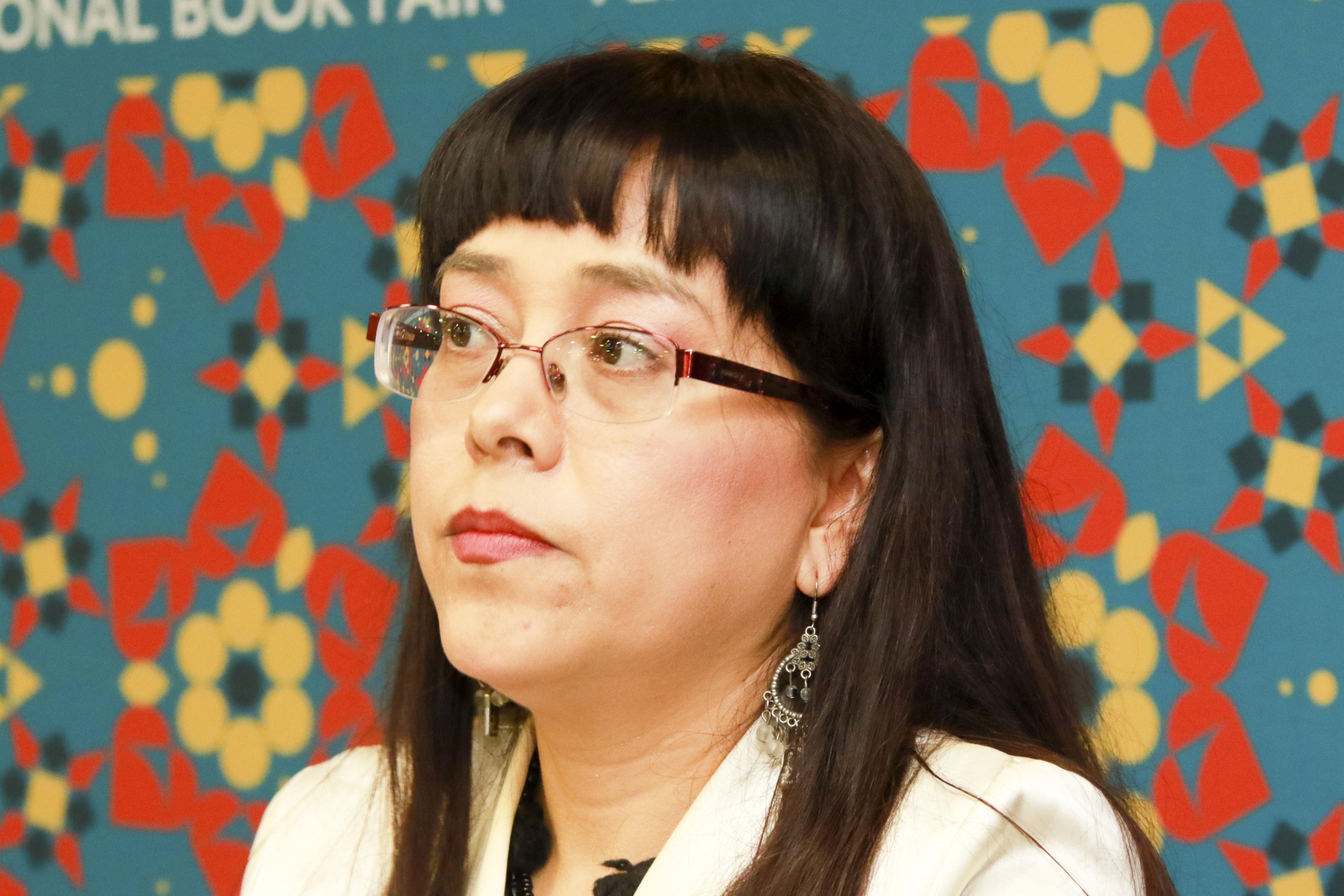 Doctora Claudia Vicario Solórzano, Investigadora del Instituto Politécnico Nacional, Coordinadora de la Red Late México de la (CUDI) y miembro del presidium