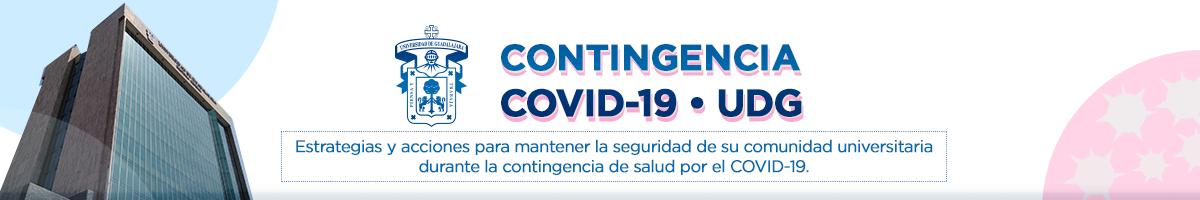 CONTINGENCIA COVID-19 . UDG