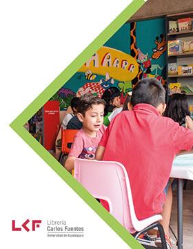 Cartel informativo sobre el Taller infantil: Mira otra vez, una mirada a los opuestos, el 23 de febrero, de 11:00 a 13:00 h. en el Área infantil, Librería Carlos Fuentes