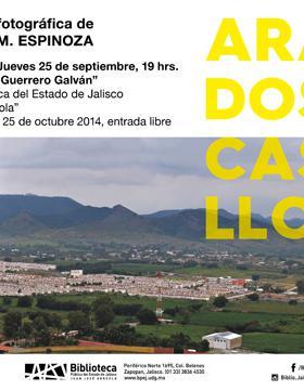 Cartel de la exposición fotografica
