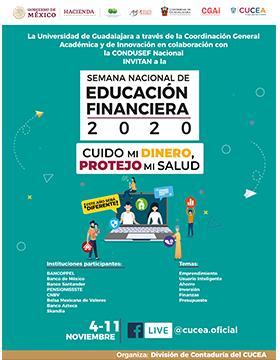 Semana Nacional de Educación Financiera 2020