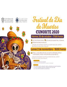 Festival del Día de Muertos, CUNorte 2020