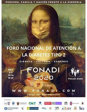 Foro Nacional de Atención a la Diabetes tipo 2