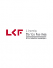 Cartel informativo de la programación de actividades de la Librería Carlos Fuentes, para el mes de mayo