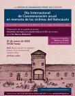 Dibujo de la fachada de un campo de concentración nazi