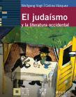 """Portada de libro """"El judaísmo y la literatura occidental""""."""