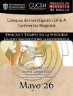 Cartel con texto y dibujo de Miguel Hidalgo y Costilla