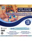Foro virtual de reflexión: Trastorno del Espectro Autista (TEA): Derechos Humanos e Inclusión Educativa Universitaria