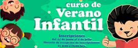 Cartel informativo del curso de verano infantil en el Centro Universitario de los Altos (CUAltos). A realizarse del 8 al 24 de julio, de 9:00 a 13:00 horas. Inscripciones del 14 de junio al 5 de julio, de 9:00 a 16:00 horas