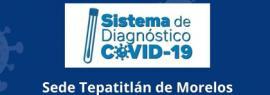 Sistema de Diagnóstico COVID-19, sede Tepatitlán de Morelos