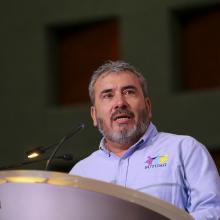 Rindió protesta para un segundo periodo como Secretario General del Sindicato Único de Trabajadores de la Universidad de Guadalajara (SUTUdeG), el licenciado José de Jesús Becerra Santiago