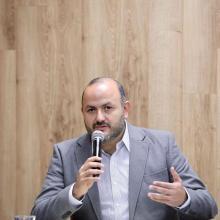 El Rector General de la Universidad de Guadalajara (UdeG), doctor Ricardo Villanueva Lomelí