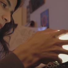 """Luego de siete nominaciones en el 48 Hour Film Project México, el corto """"Luna creciente"""" obtuvo cuatro reconocimientos"""