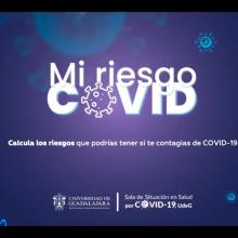 """Con el Bot """"Mi riesgo COVID"""", los usuarios podrán conocer qué posibilidad tienen de ser hospitalizados o intubados, de acuerdo con su perfil clínico, si contraen la enfermedad"""