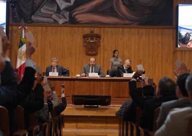 Consejo General Universitario (CGU), de la Universidad de Guadalajara (UdeG),