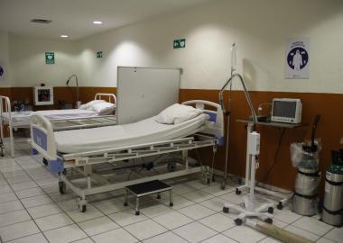 En lo que va de enero han llegado 50 por ciento más de enfermos de COVID-19, con respecto a todo el mes de diciembre de 2020