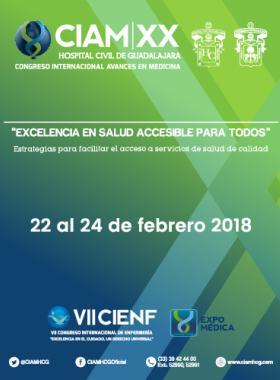 XX Congreso Internacional Avances en Medicina y VII Congreso Internacional de Enfermería