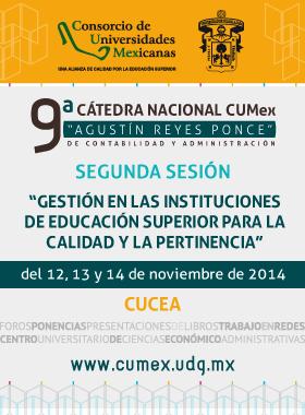 Novena Catedra de Nacional CUMEX