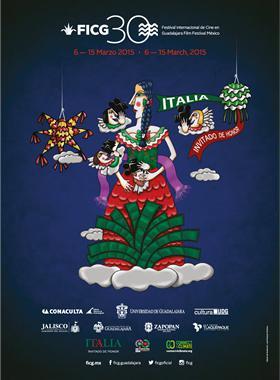Visite el Sitio oficial del Festival Internacional de Cine en Guadalajara