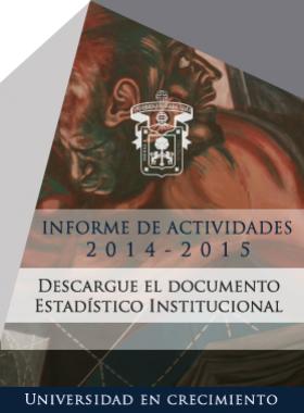 Descargue el documento oficial del Informe de Actividades 2014-2015