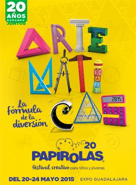 Sitio de papirolas festival creativo