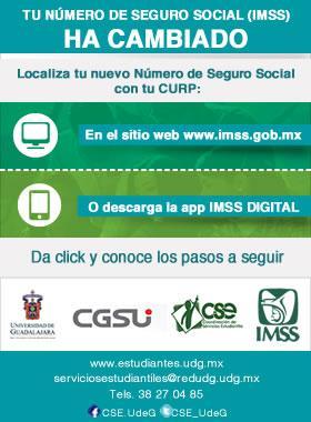 TU NÚMERO DE SEGURO SOCIAL (IMSS) HA CAMBIADO