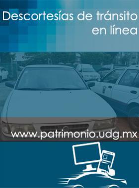 Sitio de la Coordinación General de Patrimonio: Descortesías de transito