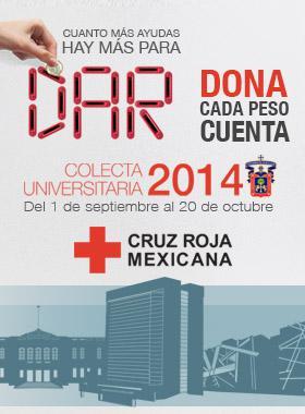 Colecta Cruz Roja 2014