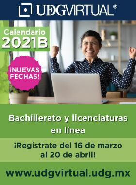 Ampliación del registro al bachillerato y licenciaturas en línea