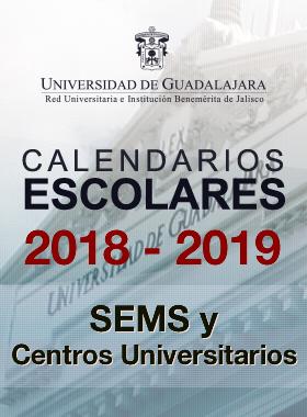 Clic para consultar los calendarios oficiales
