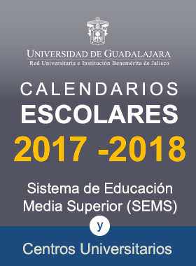 SEMS, Preparatorias y Centros Universitarios