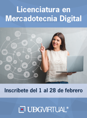 Licenciatura en Mercadotecnia Digital