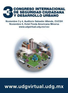 3er. Congresos de Seguridad Ciudadana y Desarrollo Urbano