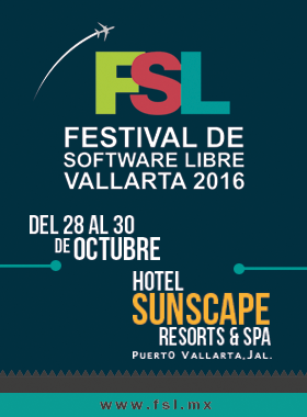 Festival de Software Libre Vallarta 2016