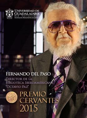 Premio Cervantes 2015