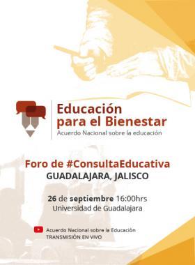 Foro de #ConsultaEducativa