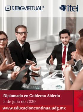 Diplomado en Gobierno Abierto