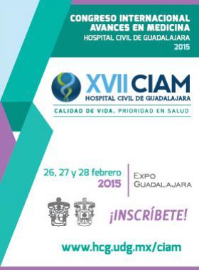 Sitio del XVII Congreso Internacional de Avances en Medicina