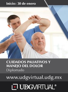 Diplomado de Cuidados Paliativos y Manejo del Dolor.
