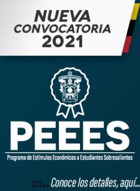 Nueva convocatoria 2021 PEEES