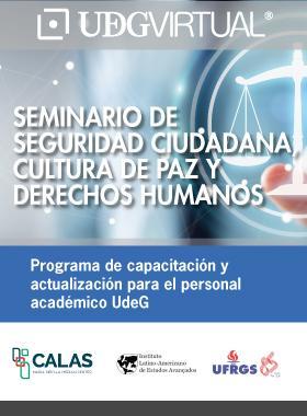 Seminario sobre seguridad ciudadana, cultura de paz y derechos humanos