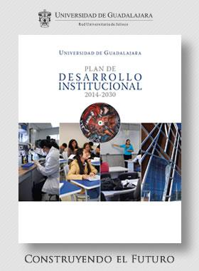 Portada del documento Plan de Desarrollo Institucional 2014 -2030